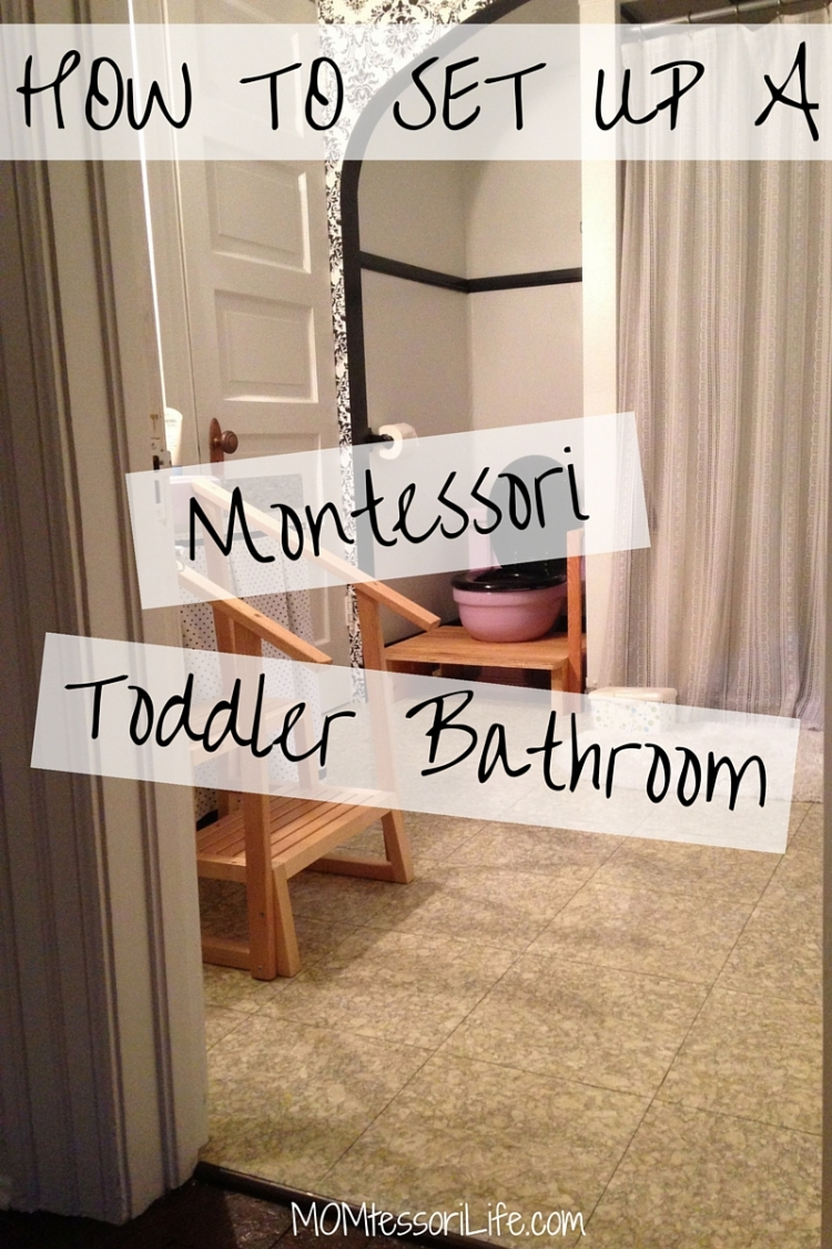 Amazing How To Set Up A Montessori Toddler Bathroom Momtessori Life Pdpeps Interior Chair Design Pdpepsorg