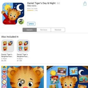 daniel tiger app 3