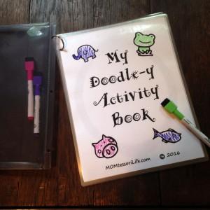 My Doodle-y Activity Book