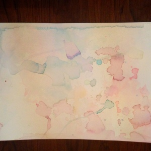 watercolor ice cube painting 4