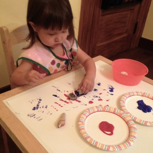 painting with shells (3)