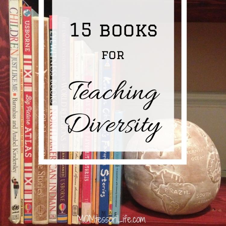 15 books for teaching diversity