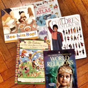 books for teaching diversity 1-5