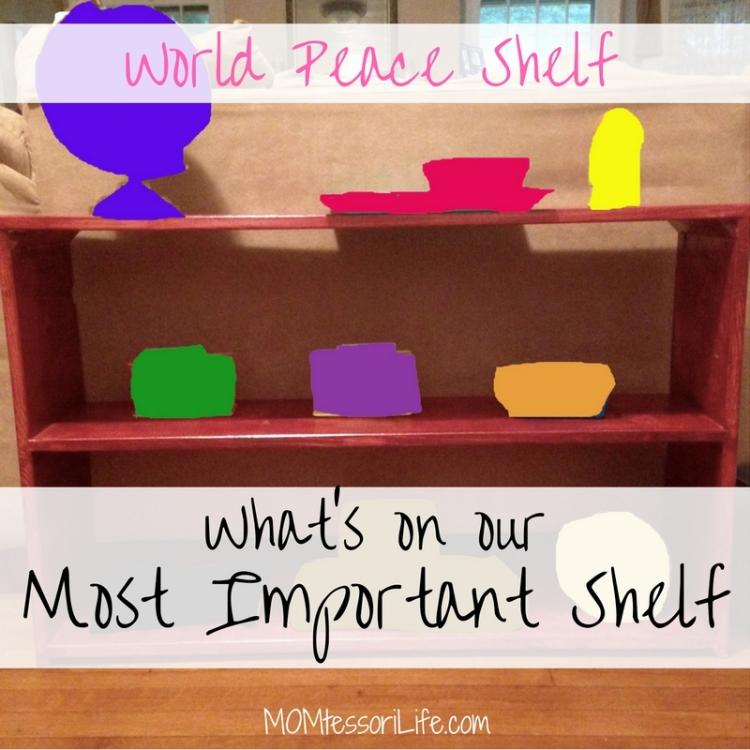 World Peace Shelf