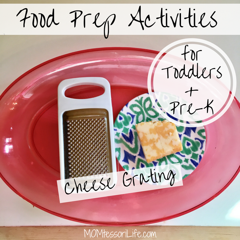 Food And Activities: Food Prep Activities For Toddlers And Preschoolers