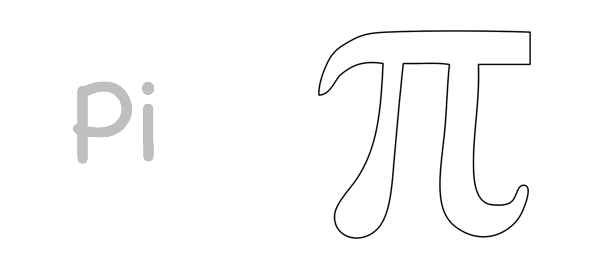 picture relating to Pi Printable referred to as Pi Working day Actions for Preschoolers MOMtessori Lifetime