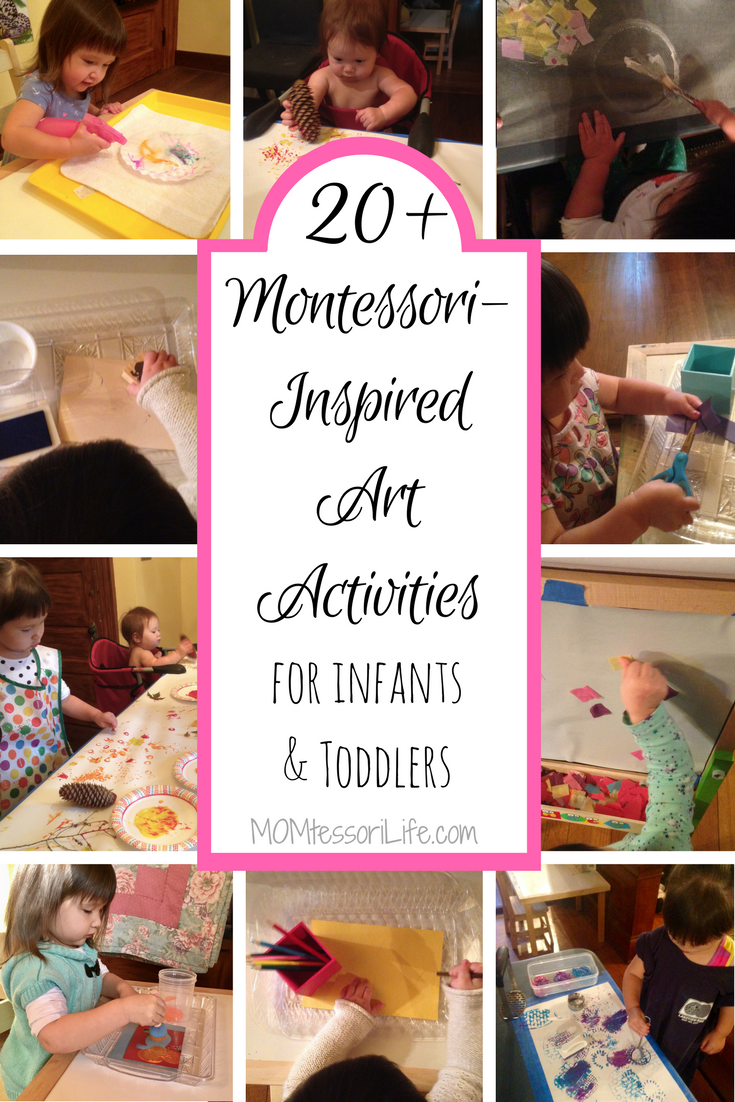 Fall Art Projects For Infants And Toddlers