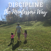 Discipline the Montessori Way