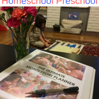 How to Plan Your Montessori Homeschool Preschool