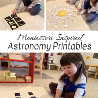 Montessori-Inspired Astronomy Printables