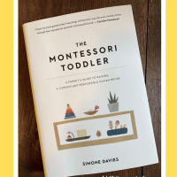 Montessori Resources for Parents:  The Montessori Toddler Book Review